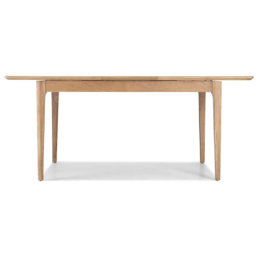 Sydney contemporary solid wood oak large extending dining for Dining tables sydney