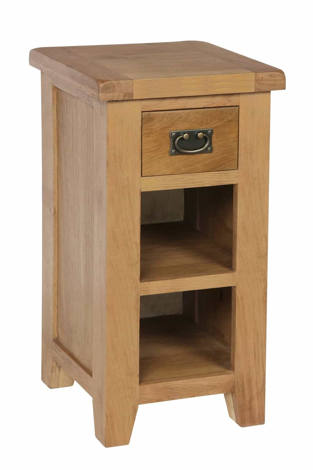 Shrewsbury solid chunky wood rustic oak side lamp table unit msl shrewsbury solid chunky wood rustic oak side lamp table unit aloadofball Image collections